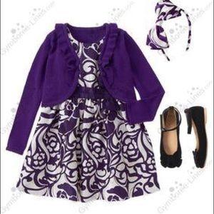 Gymboree Party dress
